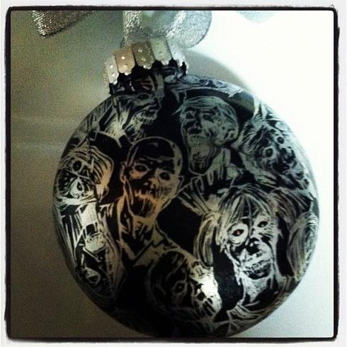 zombie christmas13