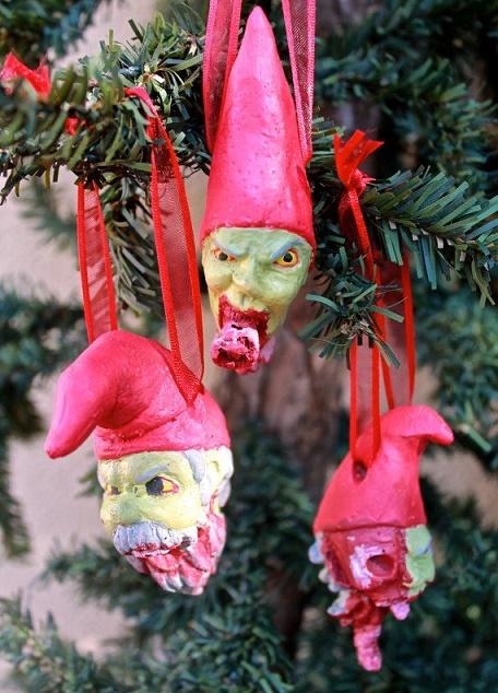 zombie christmas25