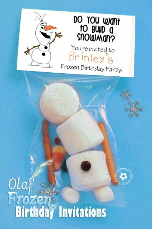Creative Party Invitations21