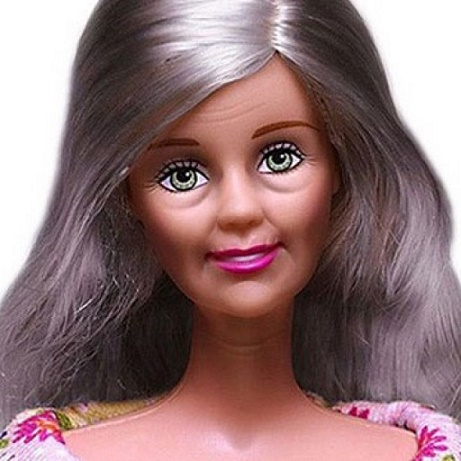 Middle Age Barbie