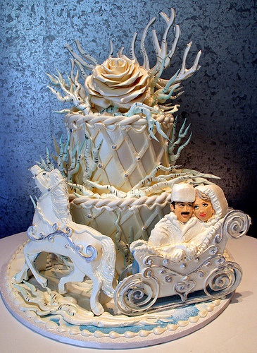 Unusual Wedding Cakes11