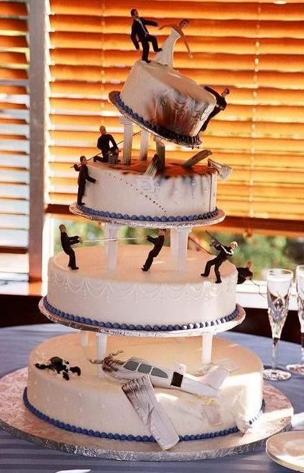 Unusual Wedding Cakes16
