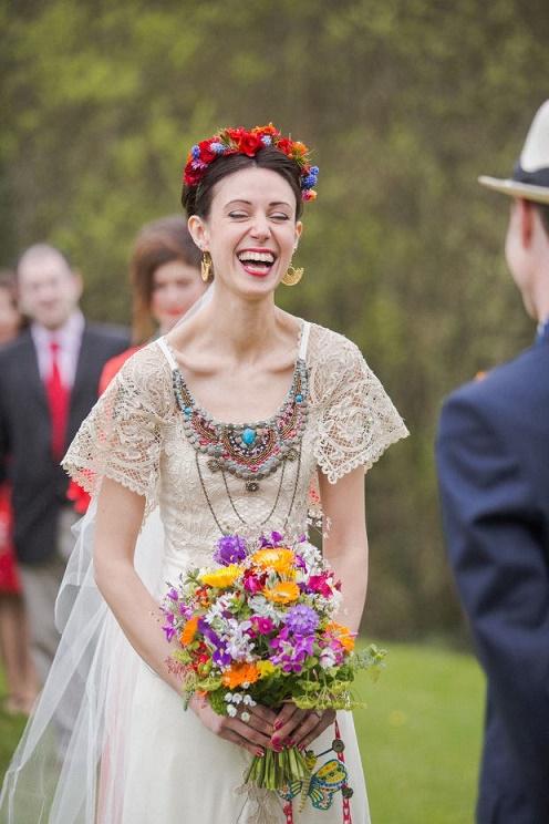 Maneras de tener una boda extremadamente mexicana