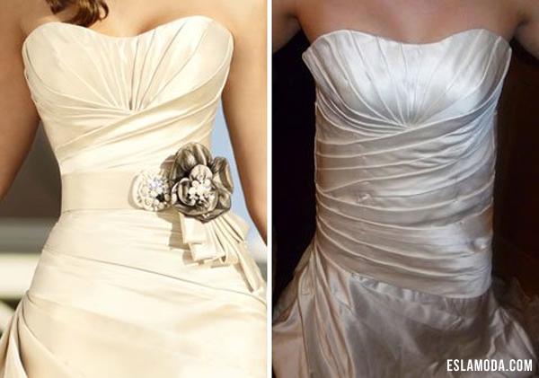 15 razones para no comprar tu vestido de novia por internet for Chinese website for wedding dresses