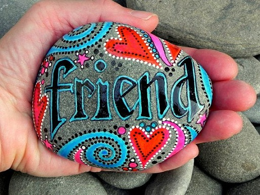 friends present