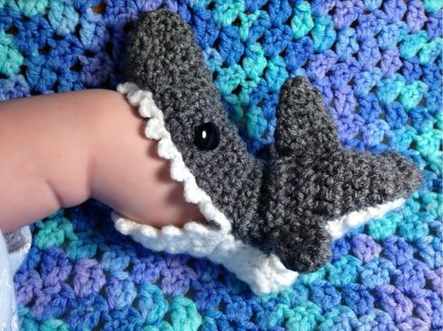 guantes tiburon