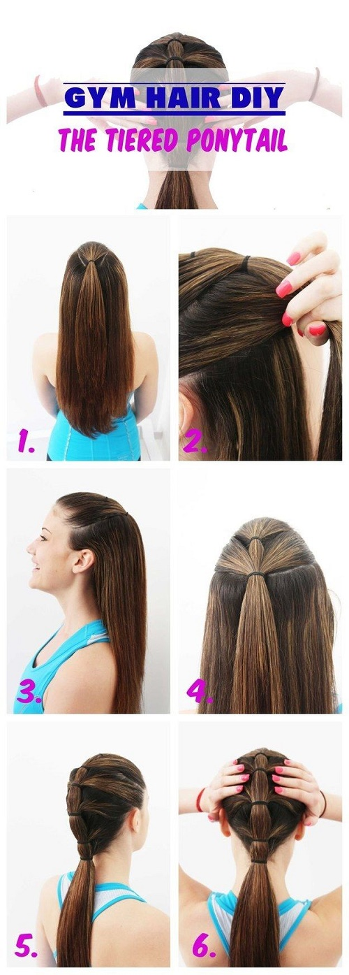 How To Cut Layer Long Hair Easy Step By Step Tutorial ...