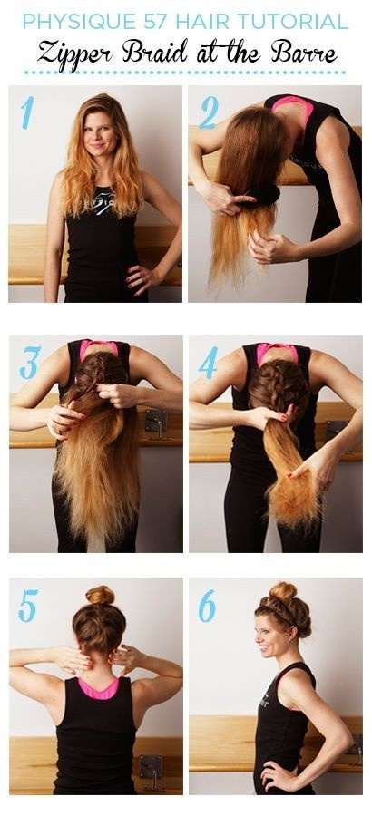 hairstyle gym9