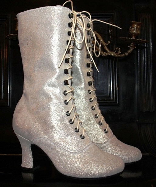 lace bridal boot18