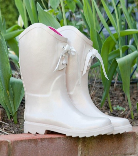 lace bridal boot23