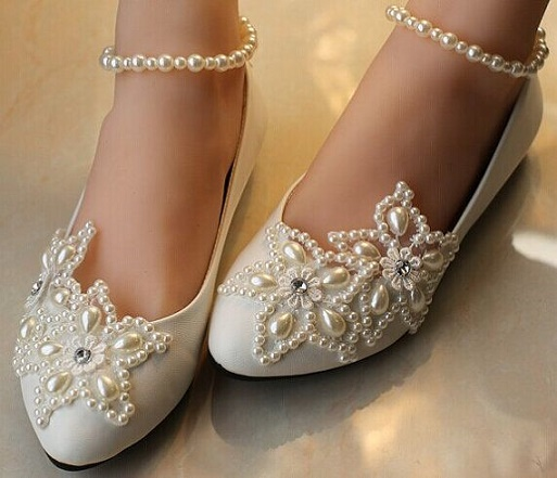 lace bridal boot9
