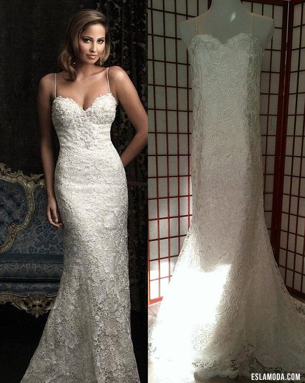 55dbd66b6 15 Razones para no comprar tu vestido de novia por Internet