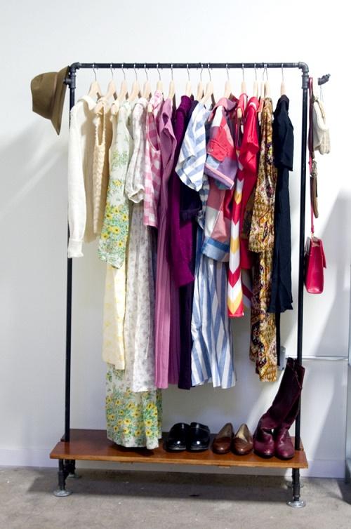 organizar ropa