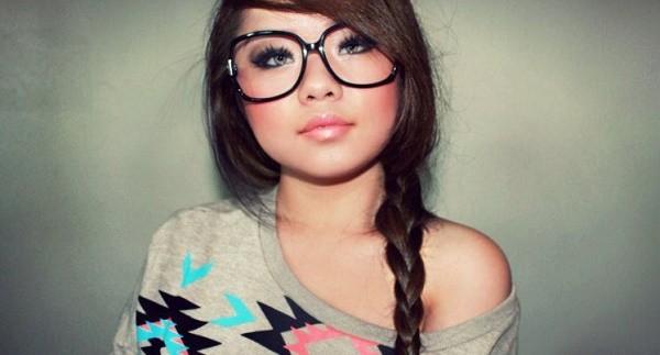 peinados lentes