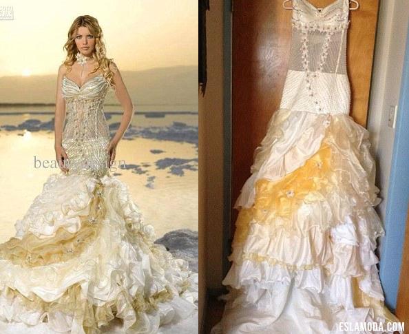 942f9a6828 15 Razones para no comprar tu vestido de novia por Internet