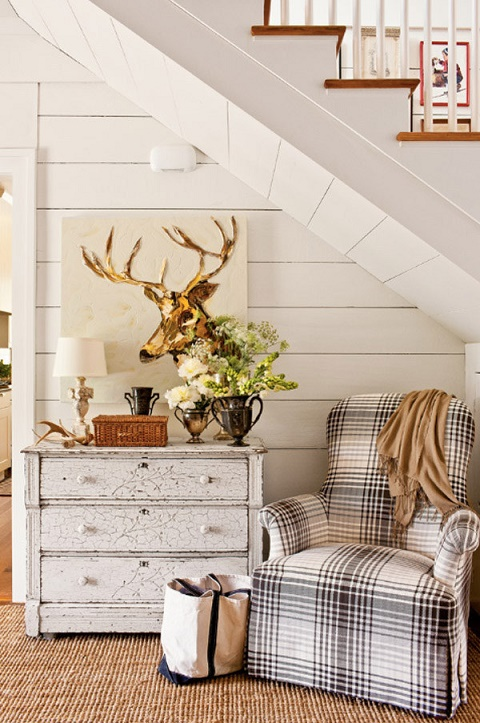 ways to use the space under your stairs15