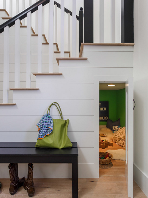 ways to use the space under your stairs18