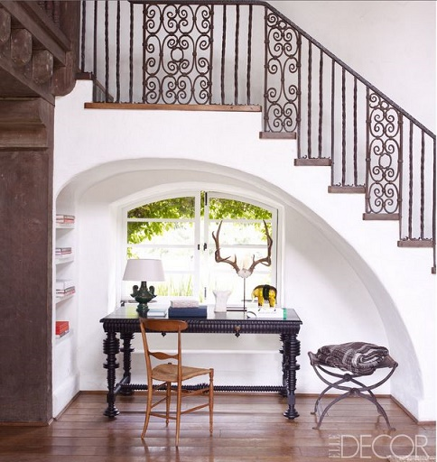 ways to use the space under your stairs23