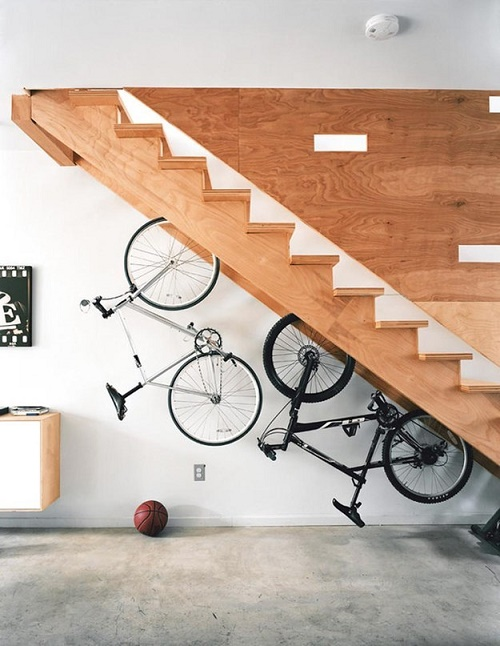 ways to use the space under your stairs8