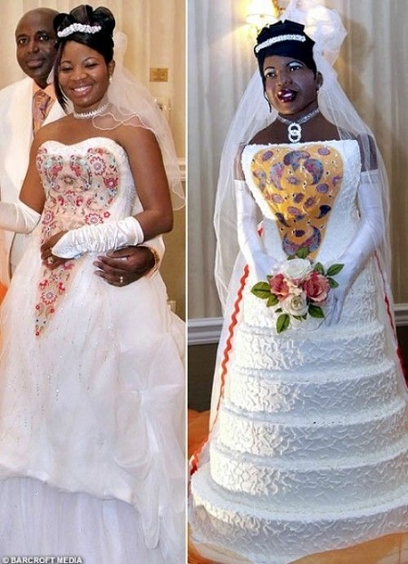 wedding cakes fail