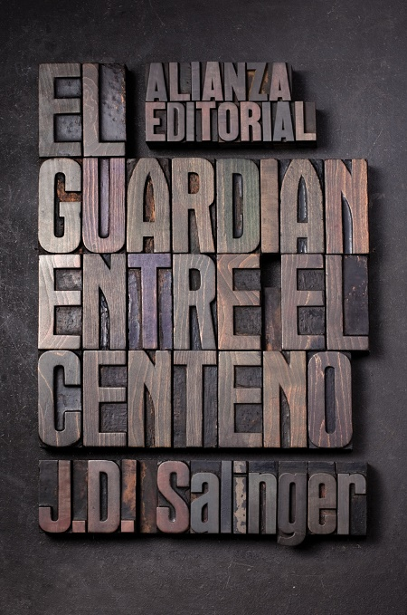 El guardián entre el centeno, de J. D. Salinger.