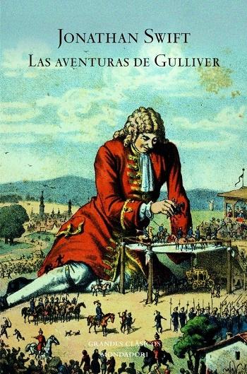 Los viajes de Gulliver, Jonathan Swift