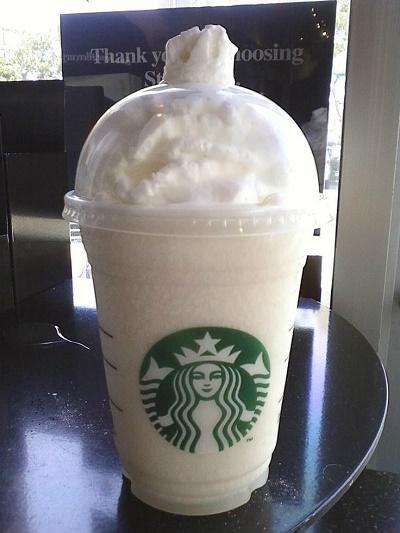 The Apple Pie Frappuccino