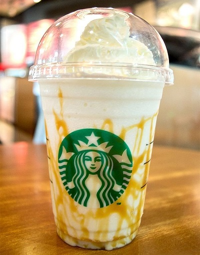 The Butterbeer Frappuccino