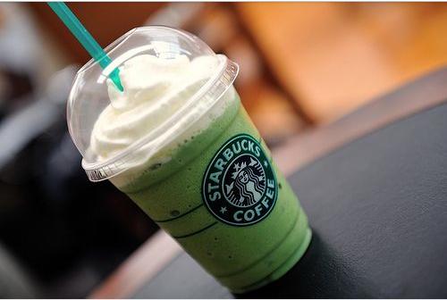 The Grasshopper Frappuccino