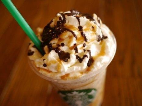 The Twix Frappuccino