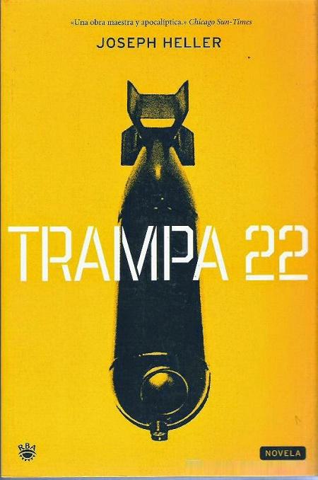 Trampa 22, de Joseph Heller