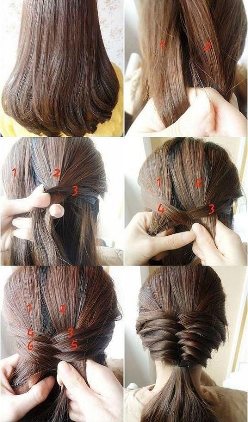 hair tutorials for spring10