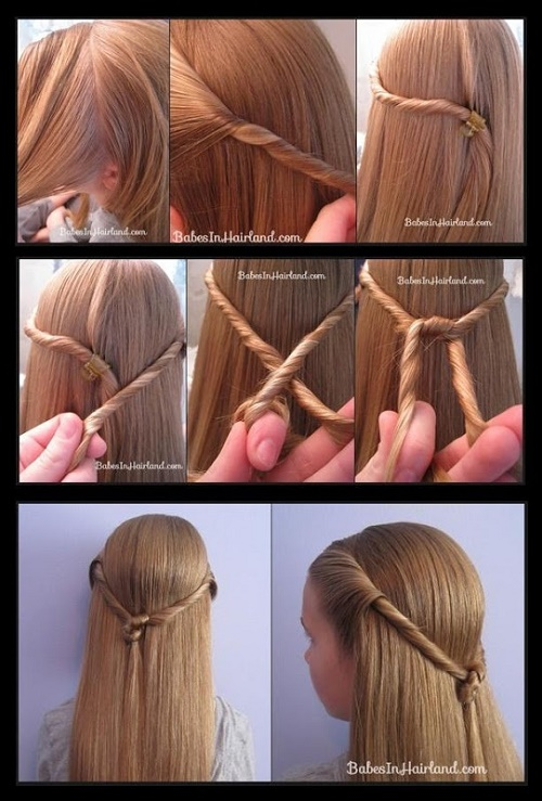 hair tutorials for spring13
