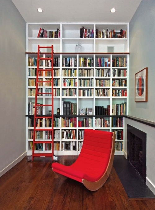 home library17