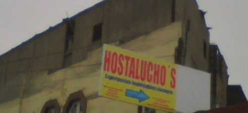 hostaluchos