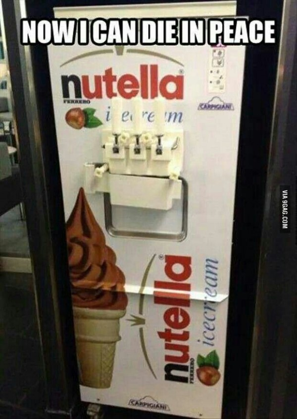 nutella regalo