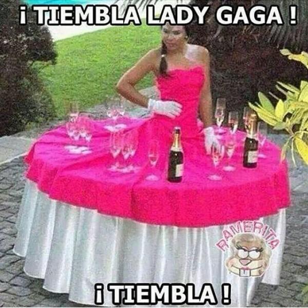 tiembla lady