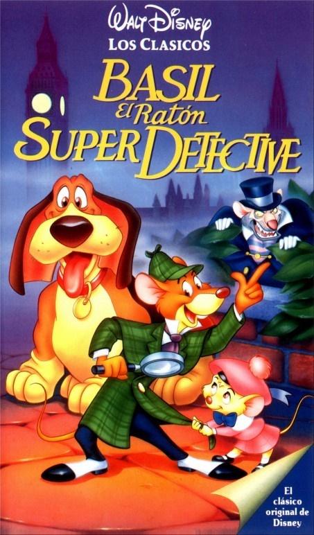 Basil, el ratón superdetective.