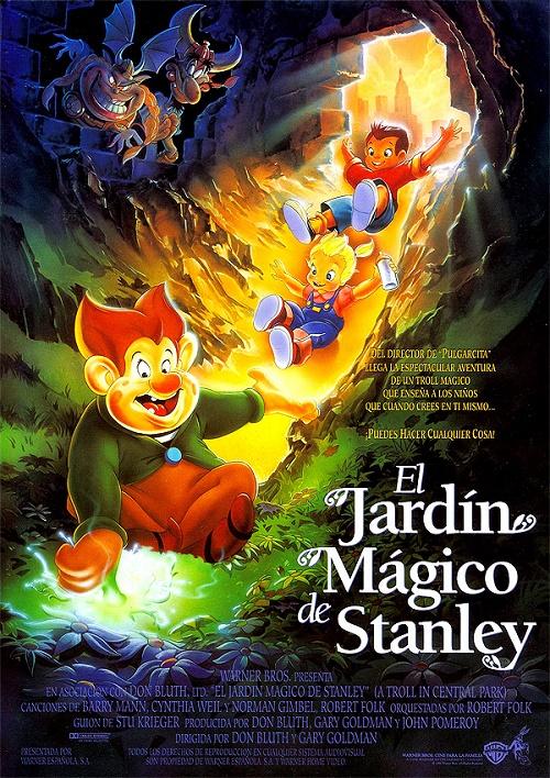 El jardín mágico de Stanley.