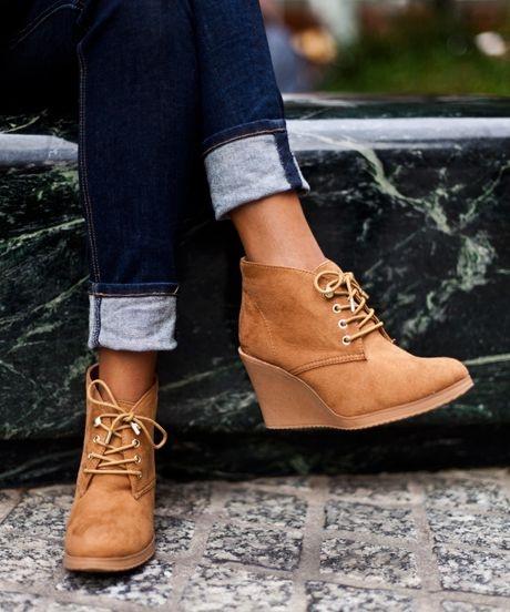 Shorten heels for extra relief