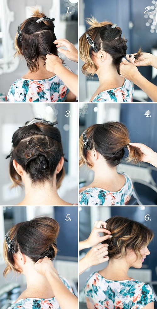 Ways to Style Short Hair10