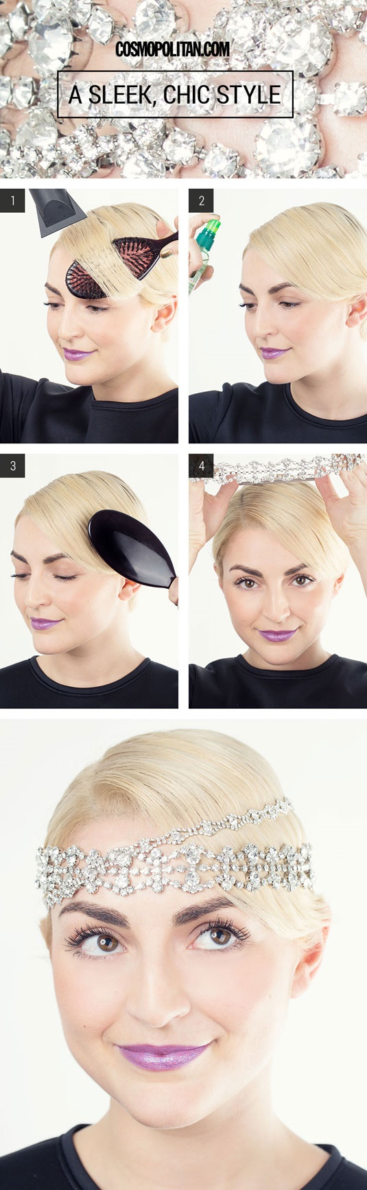 Ways to Style Short Hair3