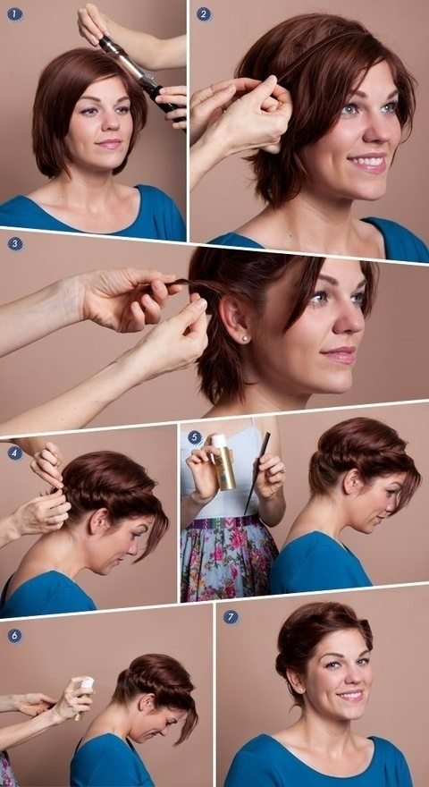 Ways to Style Short Hair4