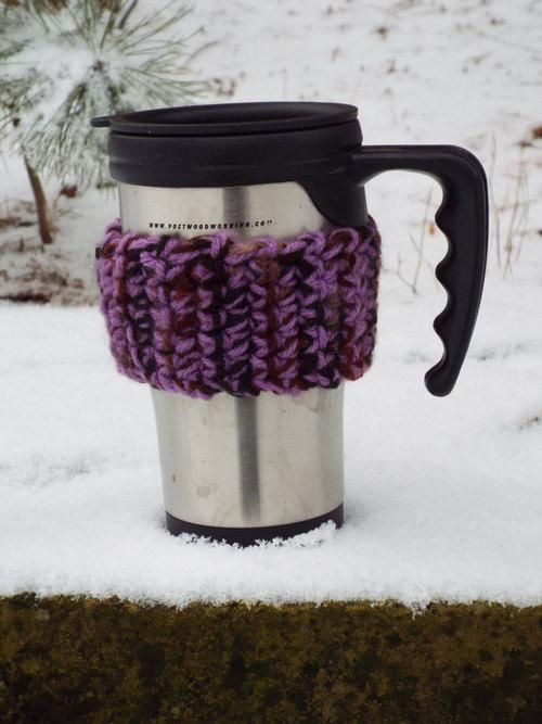 agarrar cafe