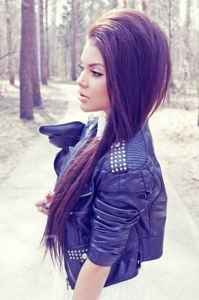 capas peinados