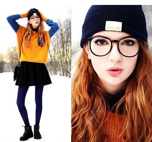 Chicas Hipsters Una Moda Que Llego Para Quedarse