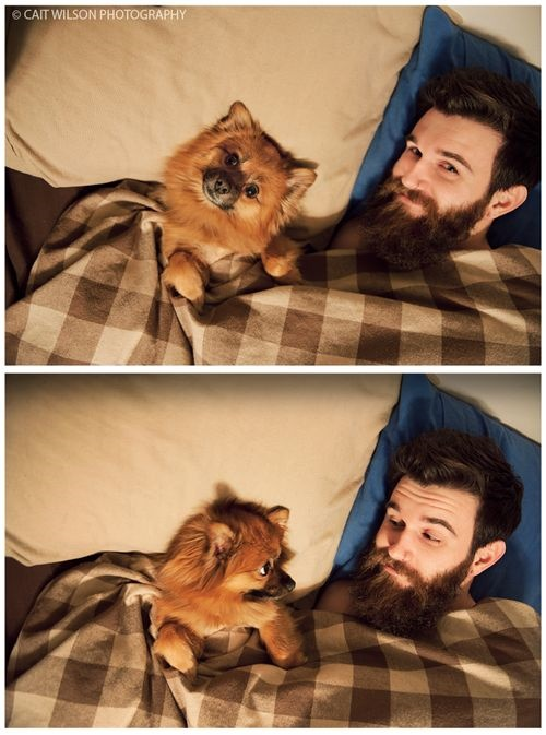 men with pets16