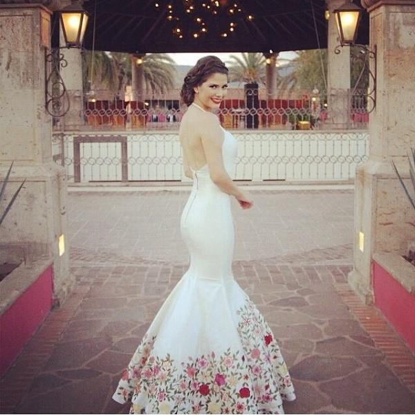 14 Vestidos De Novia Mexicanísimos Que Deberías Considerar