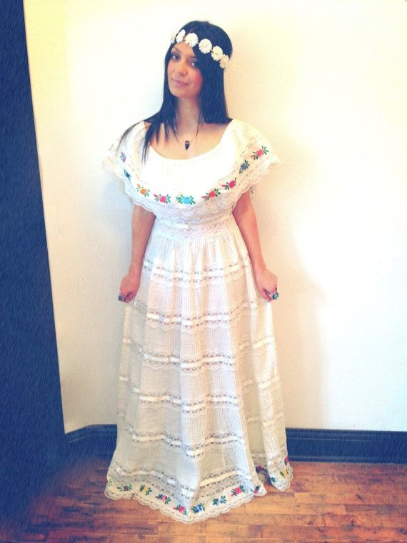 mexican wedding dress12