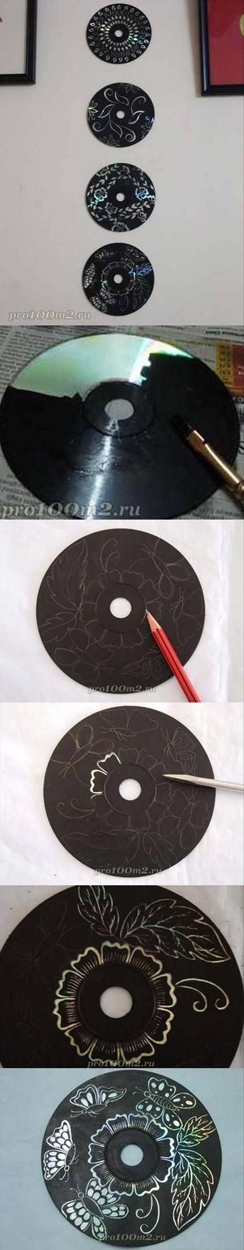 old cd